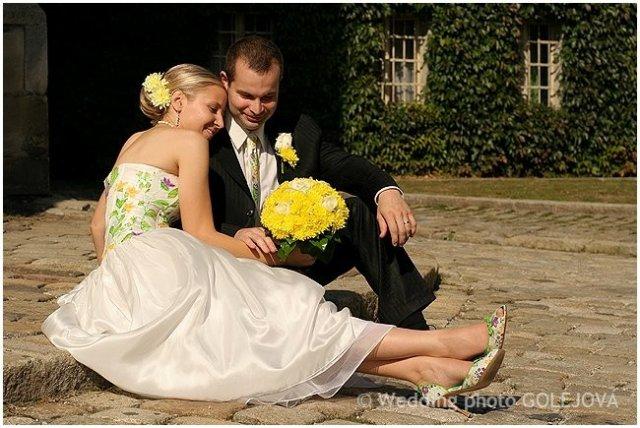 Naša svadba: PEŤKA a PALINO 22.9.2007 - Obrázok č. 6