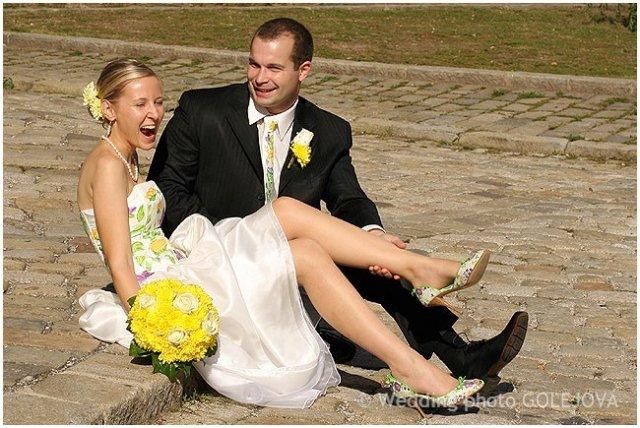 Naša svadba: PEŤKA a PALINO 22.9.2007 - Obrázok č. 8
