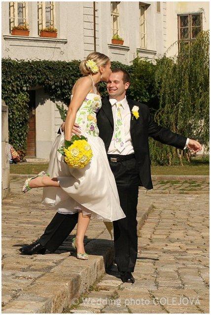 Naša svadba: PEŤKA a PALINO 22.9.2007 - Obrázok č. 9