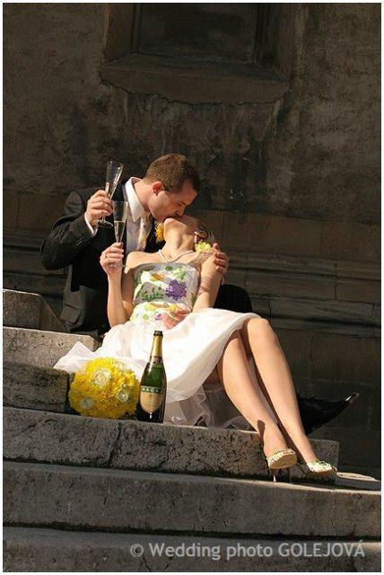 Naša svadba: PEŤKA a PALINO 22.9.2007 - Obrázok č. 14