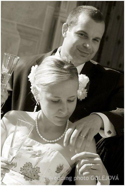Naša svadba: PEŤKA a PALINO 22.9.2007 - Obrázok č. 15