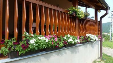 Spodok terasy obložíme licovymi tehlami