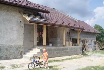 august 2009 - nova strecha