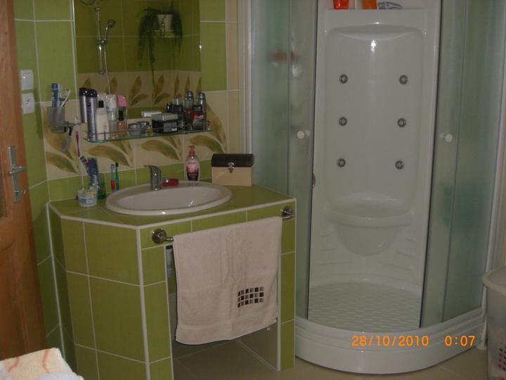 Naše nové v starom - kúpelňa