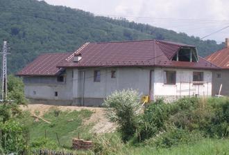 nova strecha z druhej strany