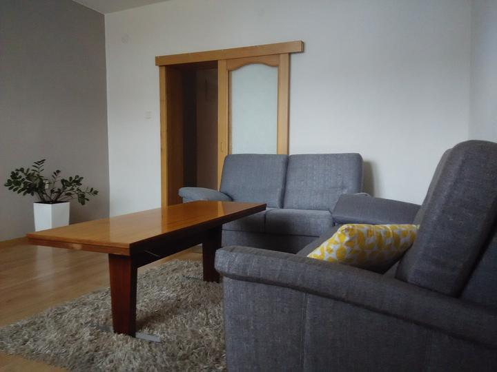 Obývačka - zaciname...