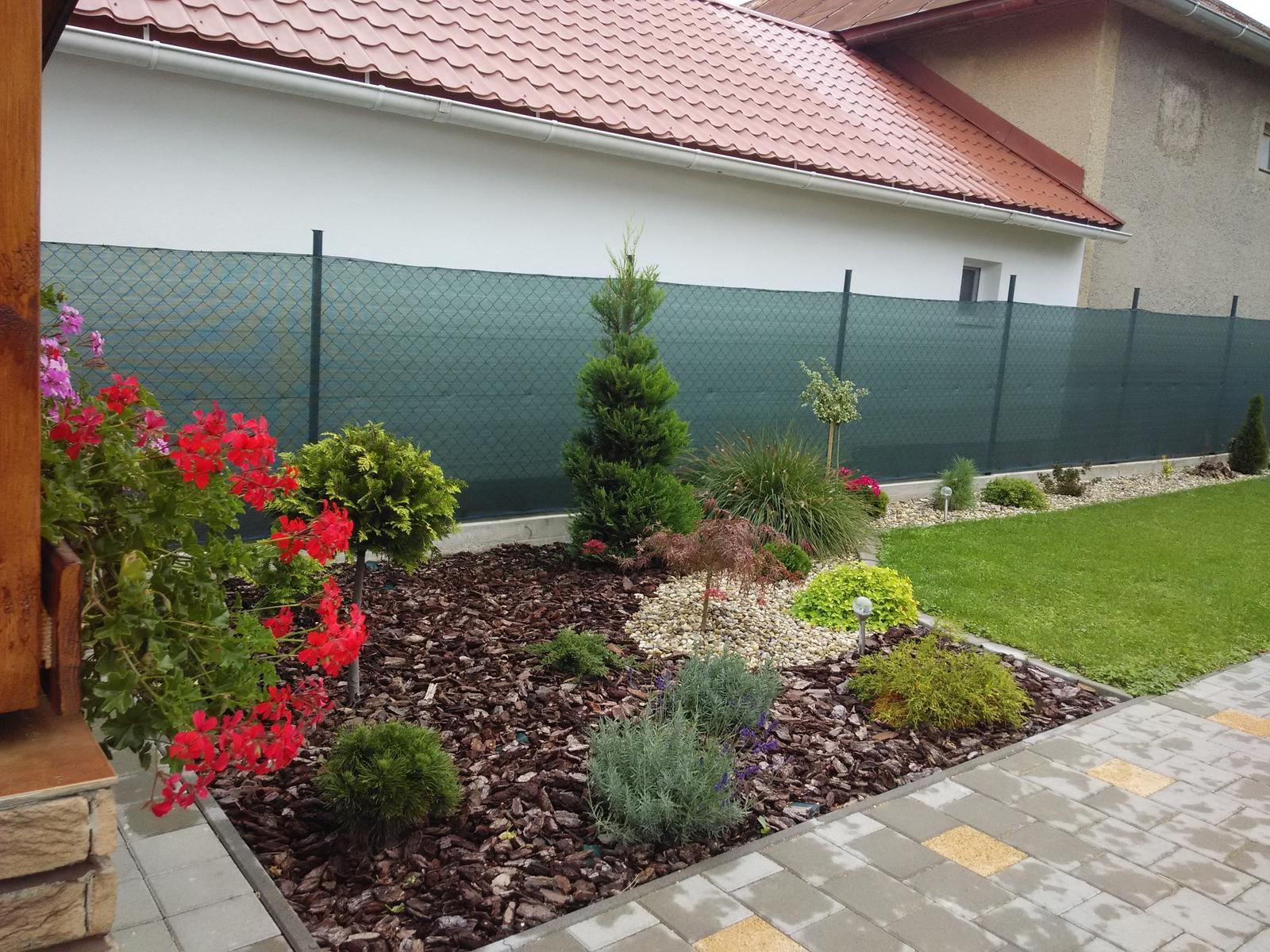 Dvor a zahrada 2015 - jesen