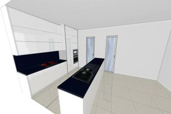 Toto bude naša kuchyňa. Kkiki Ďakujeme za inspire :)