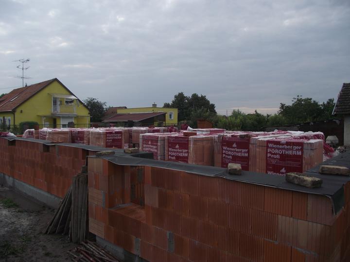 DM House - 23.07.2011 A rastú aj steny