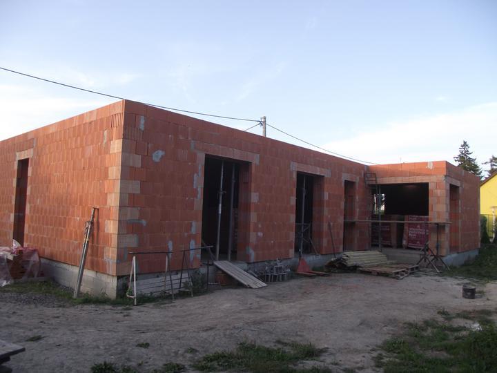 DM House - 21.08.2011 a tu bude terasa
