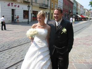 ...tesne pred svadbou