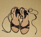 sandalky, 38