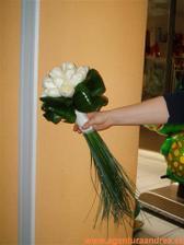 najkrajsia svadobna kytica na svete...