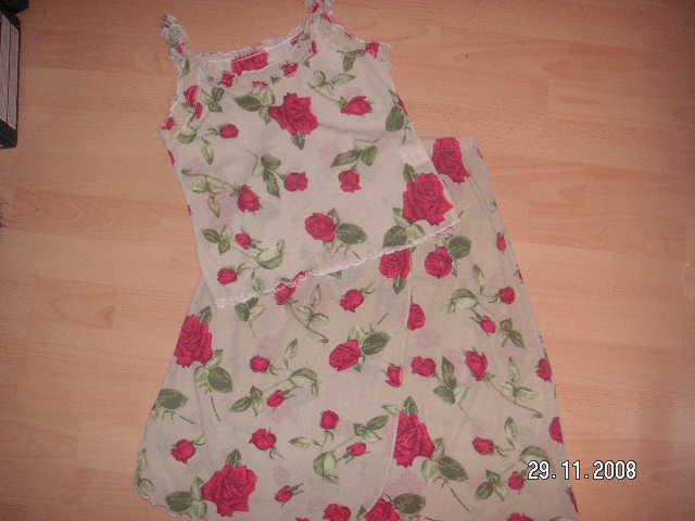 sukňa + top - Obrázok č. 1