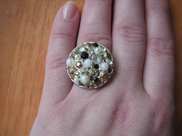 náhrdelník + prsteň - Obrázok č. 2