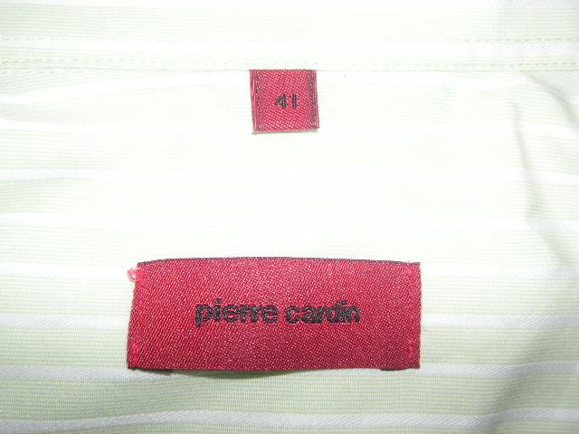 košeľa Pierre Cardin - Obrázok č. 2