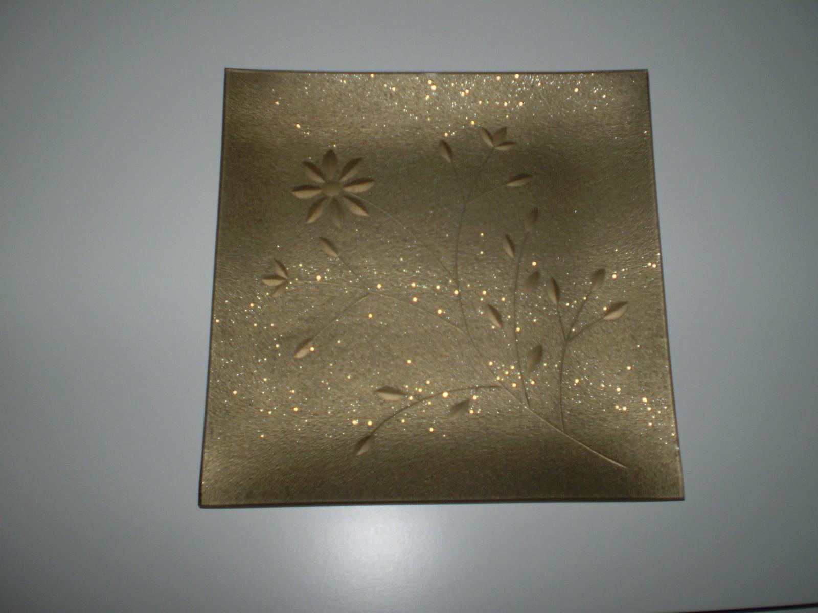 zlatý tanier - Obrázok č. 1