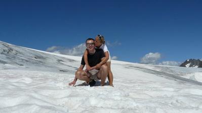 výlet na ledovec