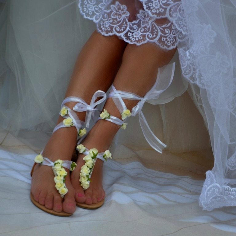 Svatební botky na fleru u kultbizuterie.... - Obrázek č. 3