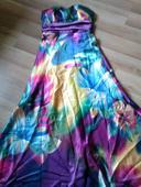 kvetovane dlhé šaty, 34