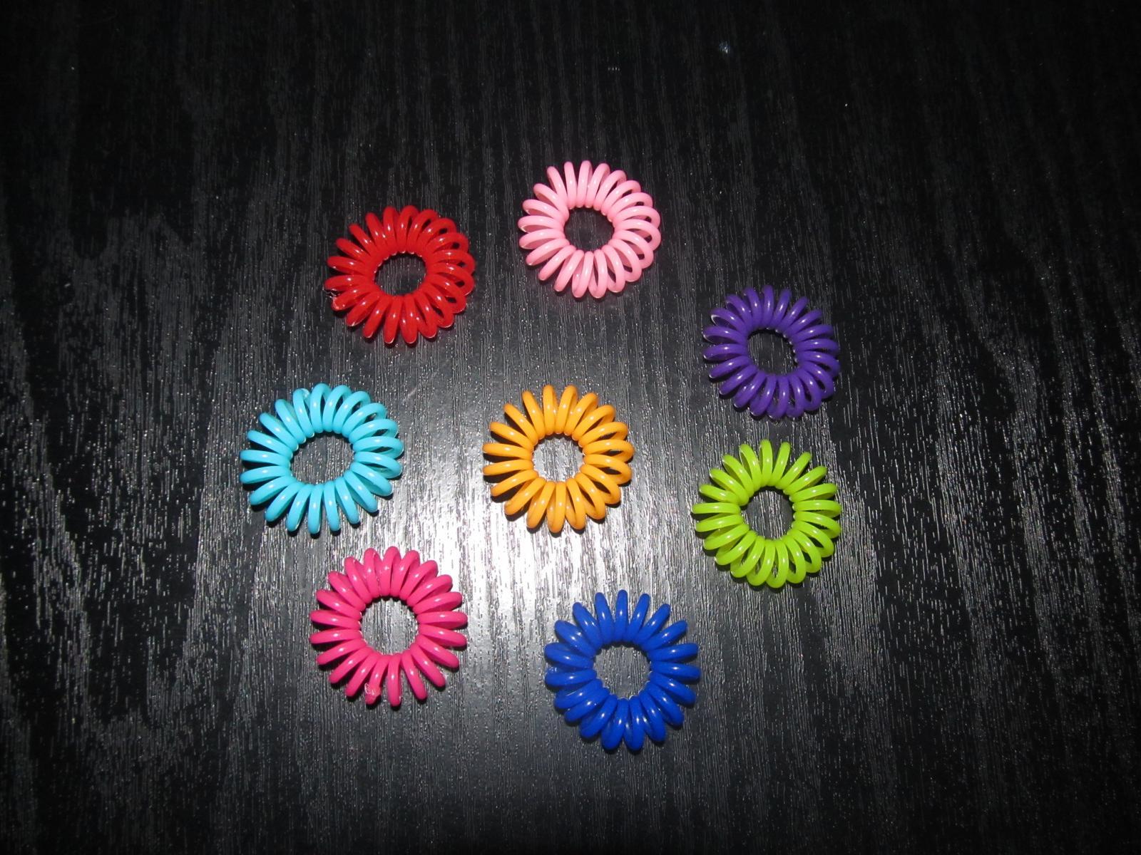 Papanga rozne farby - Obrázok č. 1