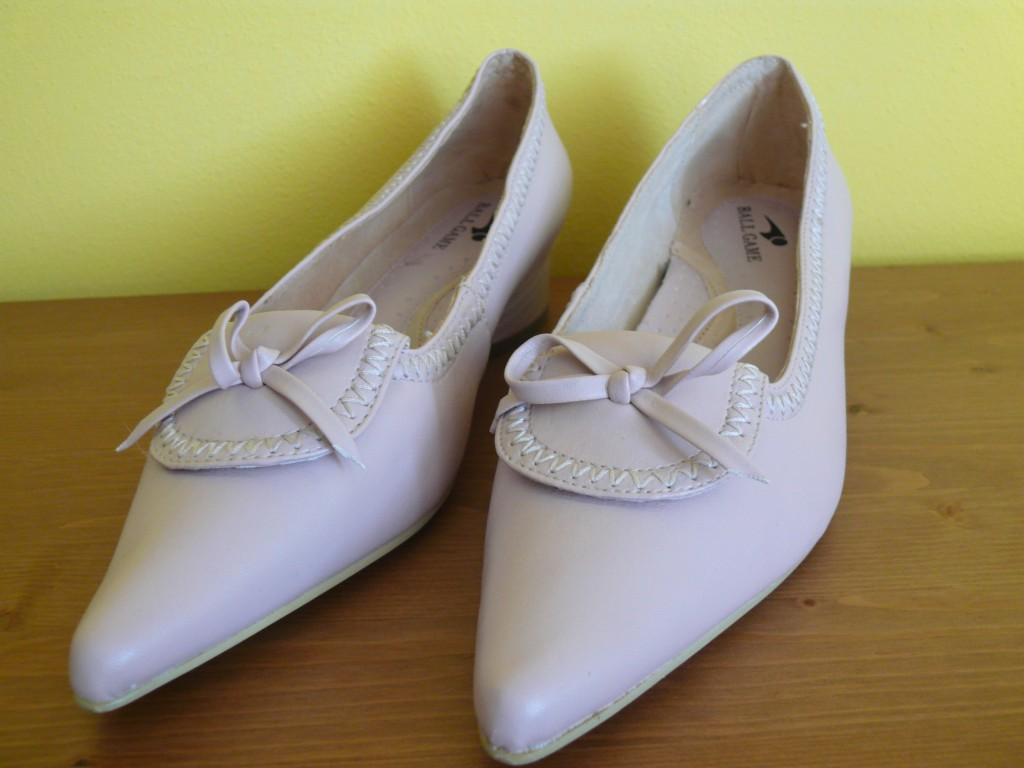 Dámské boty - Obrázek č. 1