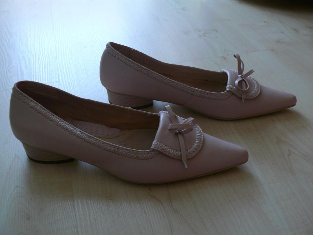 Dámské boty - Obrázek č. 4