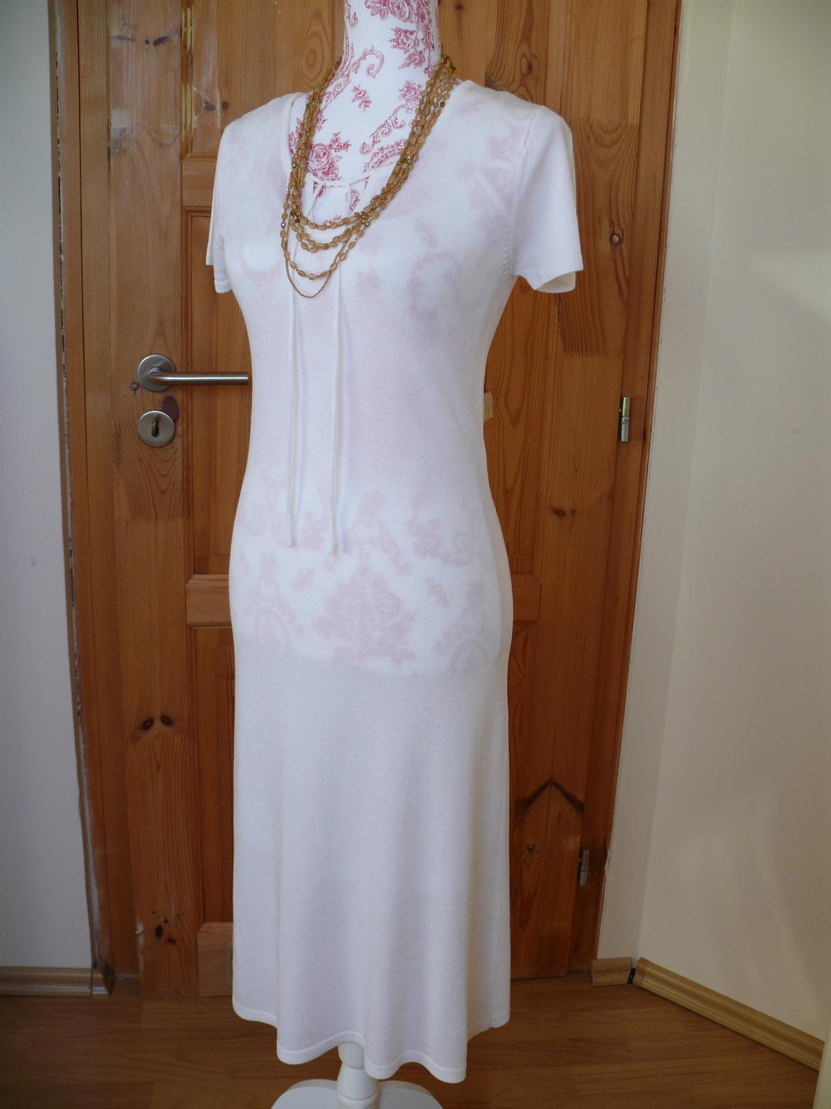 Elastické šaty - Obrázek č. 1
