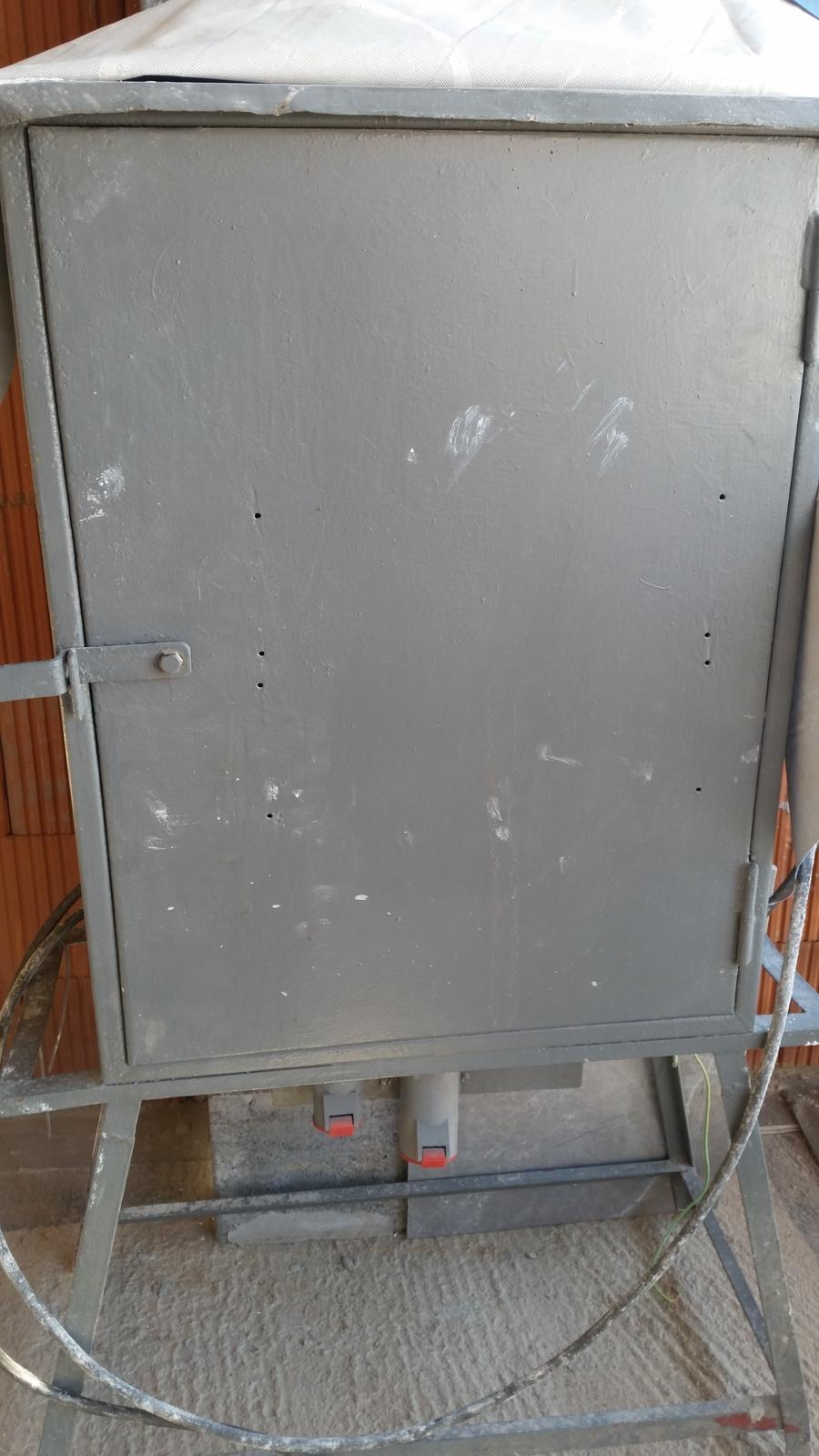 Elektricky rozvadzac - Obrázok č. 1