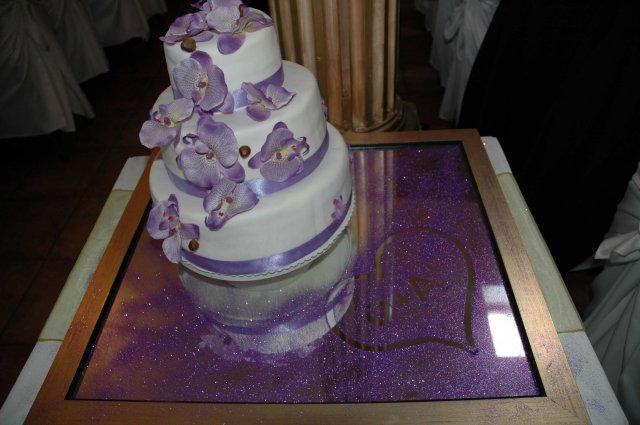 Olinka Surová{{_AND_}}Andy Fehér - naša torta