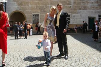 Marek, Aneta a Matýsek