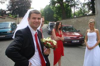 veselý ženich :-)