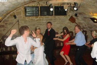 a tancovalo :-)