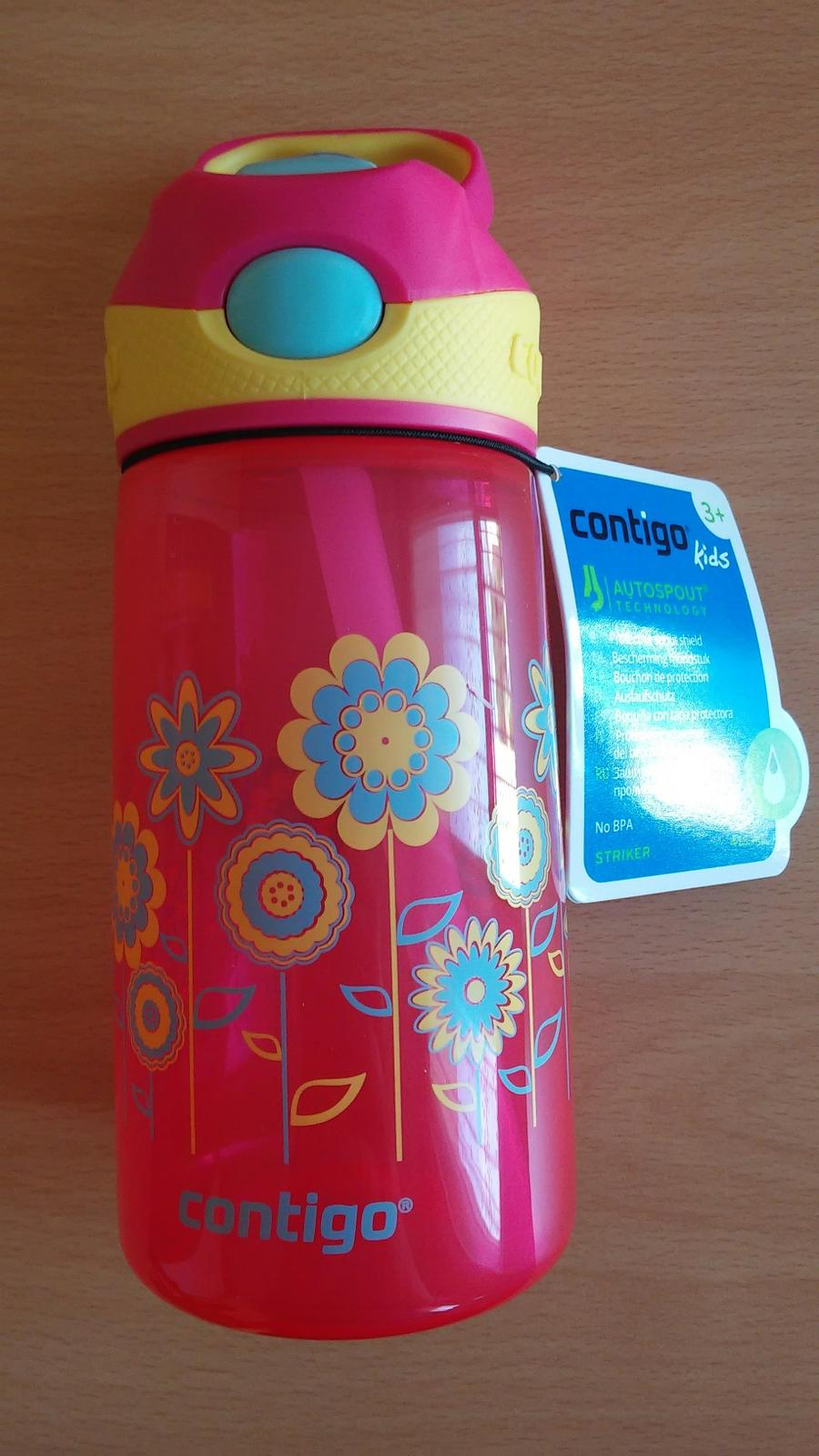 Dětská láhev Contigo 420 ml  - Obrázek č. 1