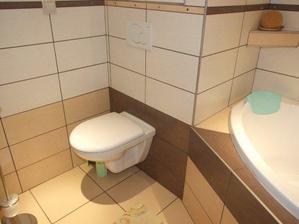 záchod Geberit