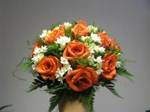 líbí se mi kulatá kytice