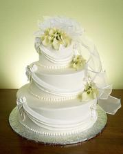 úžasný dortík