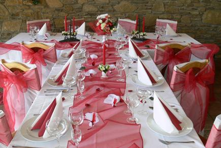 Změna barvy - svatební tabule