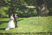 Svadobné šaty 38-40 , 38