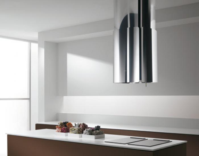 Ako si staviame sen - inšpirácie na kuchyňu - ostrovcekovy digestor.... hmm