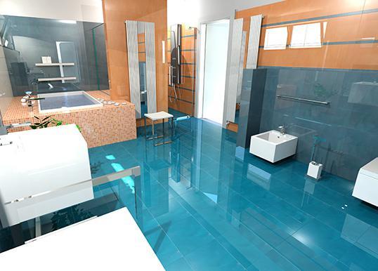 Ako si staviame sen - inšpirácie na kúpelňu - Marca Corona (IT) - seria Ultraglam