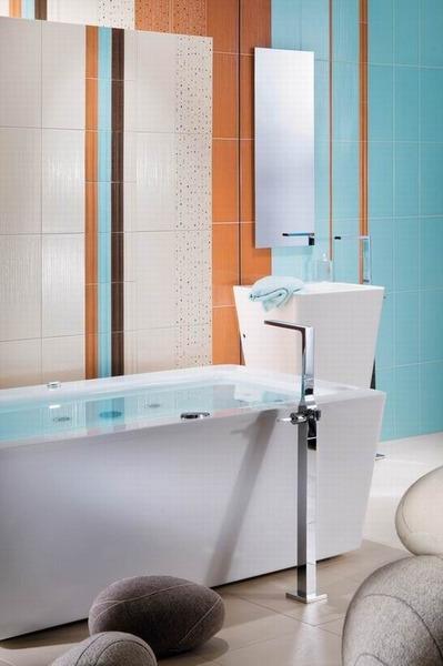 Ako si staviame sen - inšpirácie na kúpelňu - Rako (CZ) - seria Paris