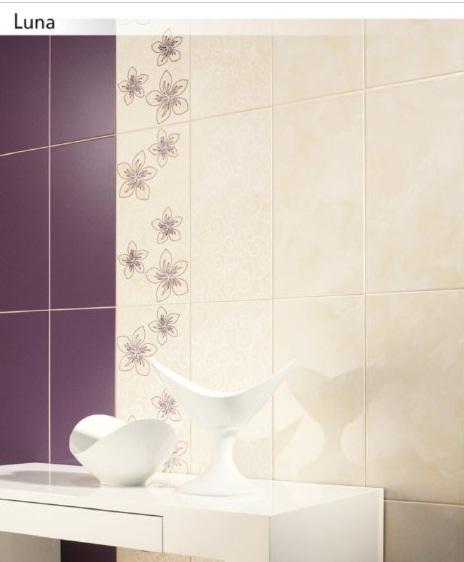Ako si staviame sen - inšpirácie na kúpelňu - Novagres (PT) - seria Luna