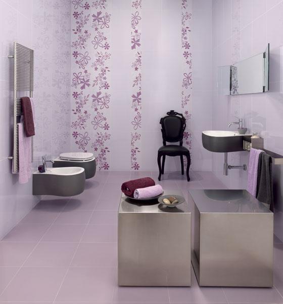 Ako si staviame sen - inšpirácie na kúpelňu - Ceramichelea (IT) - seria Lilla Chiaro