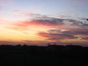 a klasicky zapad slnka :)
