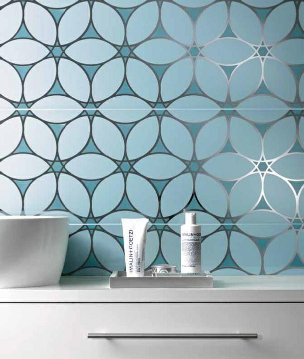 Ako si staviame sen - inšpirácie na kúpelňu - Cerim (IT) - seria Glossy Azzurro