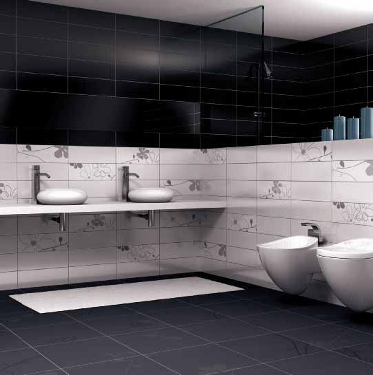 Ako si staviame sen - inšpirácie na kúpelňu - Cerim (IT) - seria Bloom