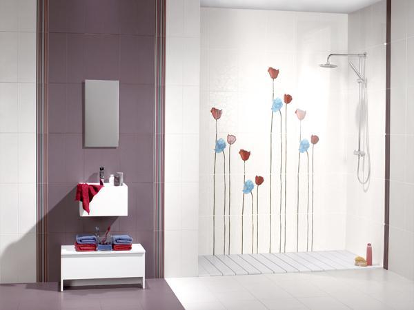 Ako si staviame sen - inšpirácie na kúpelňu - Colorker (ES) - seria Noah Tulipan