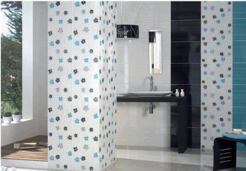 Ako si staviame sen - inšpirácie na kúpelňu - Porcelanite (ES) - seria 343 / tyrkysova