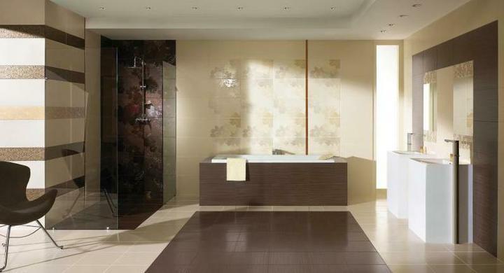 Ako si staviame sen - inšpirácie na kúpelňu - Paradyz (PL) - seria Delicate
